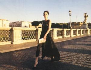 フランス女性はとことん歩く